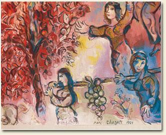 Произведения искусства в здании Кнессета