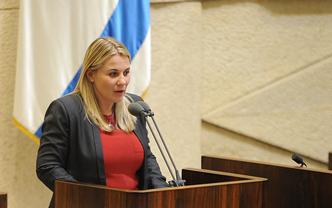 Первая речь депутата Ксении Светловой