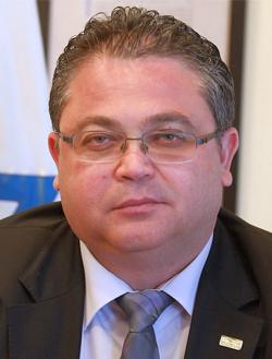 מנכל הכנסת, מר אלברט סחרוביץ | צילום: דוברות הכנסת
